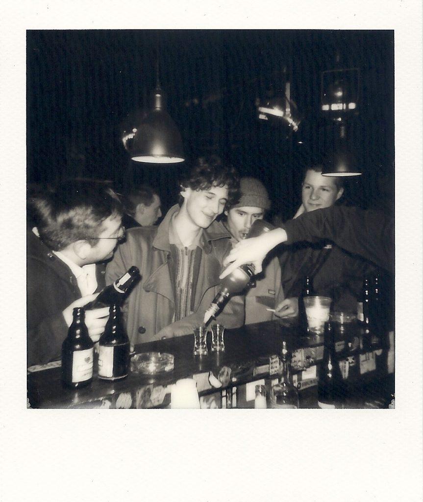 Cinemagraph an der Bar