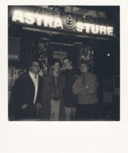 Cinemagraph vor der Astra-Stube