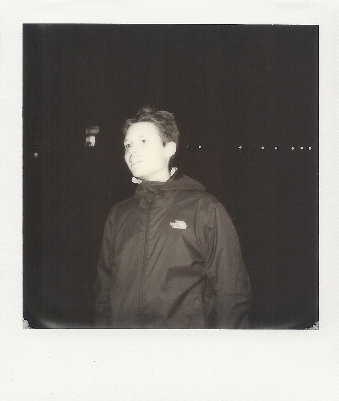 Frith Vogel Polaroid