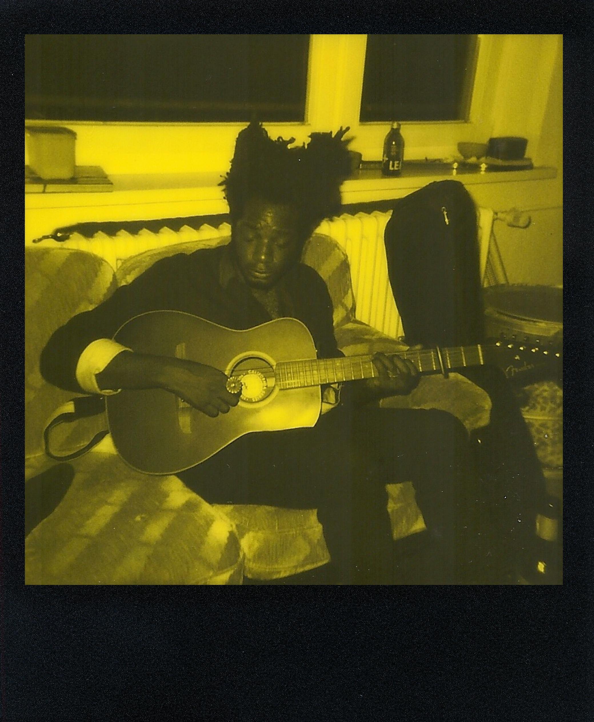 L.A. Salami Guitar